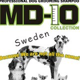 Professional Dog Shamoo MD10 Sweden